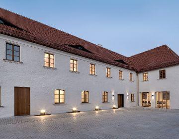 Klostersaal im evangelischen Zentrum