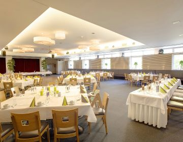 Banquets and receptions